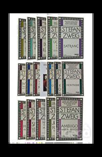 Stefan Zweig 17 Kitap Takım (Can Yayınları)