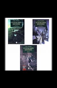 Yüzüklerin Efendisi 3 Kitap Takım
