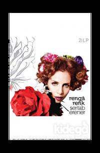 Sertab Erener Rengarenk - Plak
