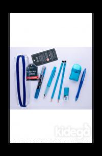 Serve Kalemlik Hediyeli 7'li Set Mavi