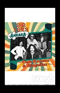 Cem Karaca & Moğollar 2.2.1973 Ankara - Plak