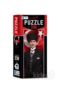Gazi Mustafa Kemal 230 Parça Kutulu