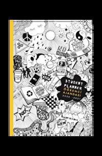 Akademi Çocuk Öğrenci Ajandası 2020-2021 Emojis 3077