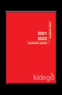 Akademi Çocuk 3078 Akademik Ajanda 2021-2022 Kırmızı