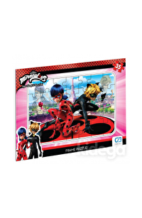 MIRACULOUS  Frame Puzzle - 1 (5020)