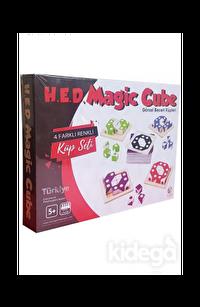 H.E.D. Magic Cube Oyunu 5 Yaş