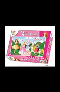 Prenses 130 Parça Puzzle