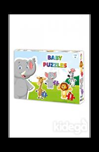 Baby Puzzles Hayvanlar 13 Parça