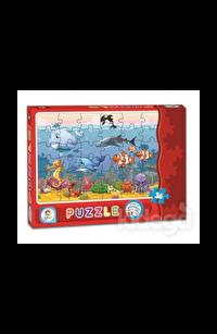 Deniz Altı 36 Parça Puzzle