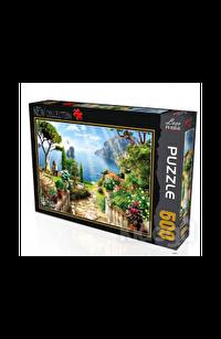 Manzara 500 Parça Puzzle