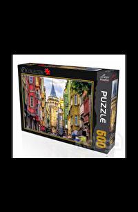 Galata Kulesi 500 Parça Puzzle