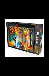 Sonbaharda Aşk 500 Parça Puzzle