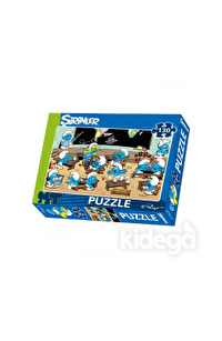 Şirinler 250 Parça Puzzle