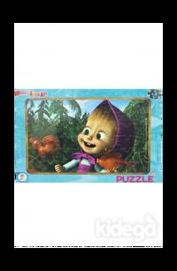 Masha Koca Ayı 48 Parça Frame Puzzle