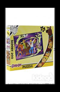Laço Kids Scooby Doo 100 Parça Kutulu Puzzle