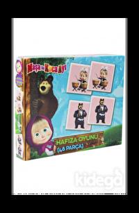Laço Kids Masha Koca Ayı Hafıza Oyunu