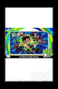 Laço Kids Ben10 24 Parça Puzzle