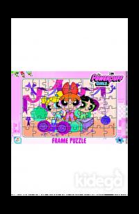 Laço Kids Powerpuff 48 Parça Puzzle