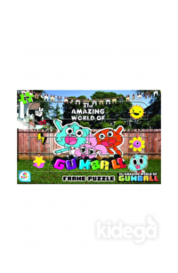 Laço Kids Gumball 24 Parça Puzzle