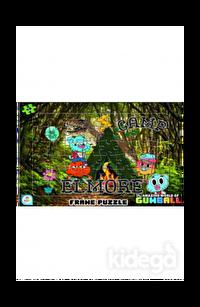 Laço Kidst Gumball 48 Parça Puzzle