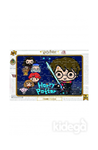 Laço Kids Harry Potter Frame 48 Parça Puzzle 1