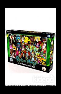Laço Kids Rick and Morty 250 Parça Kutulu Puzzle