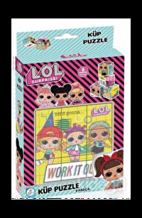 L.O.L Küp Puzzle