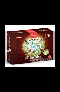 Orman Kaşifleri Tabiatın İzinde Araştırma Oyunu (5+ Yaş)