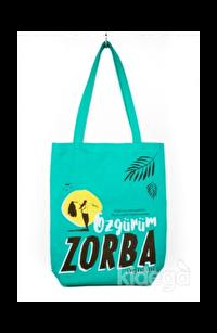 Can Dükkan Bez Çanta (Gabardin) - Çağdaş Edebiyat Serisi – Zorba
