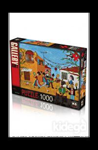 Pueblo 1000 Parça Puzzle