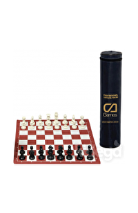 SATRANÇ Profesyonel Satranç Takımı - Büyük Boy (CA.10004)