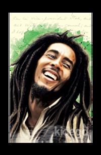 Bob Marley - Yumuşak Kapak Defter