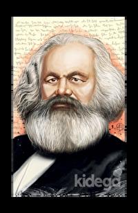 Karl Marx - Yumuşak Kapak Defter