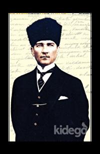 Atatürk 4 - Yumuşak Kapak Defter