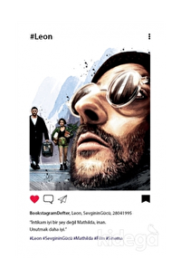 Leon - Bookstagram Defter