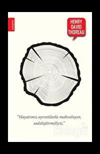 Henry David Thoreau - Motto Defter