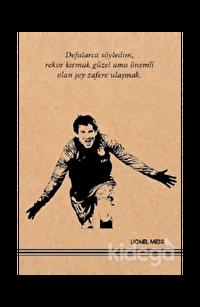 Lionel Messi - Kraft Defter