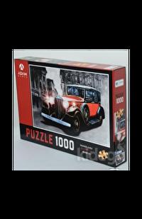 Nostaljik Araba 1000 Parça Puzzle