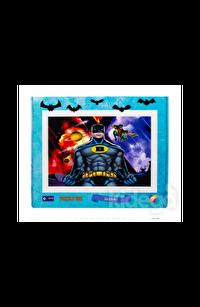 Batman 150 Parça Puzzle