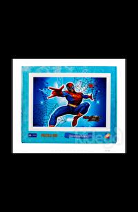 Örümcek Adam 120 Parça Puzzle