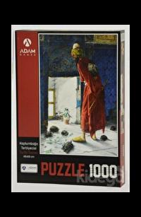 Kaplumbağa Terbiyecisi 1000 Parça Puzzle