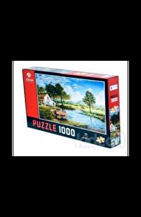 Köy 1000 Parça Puzzle