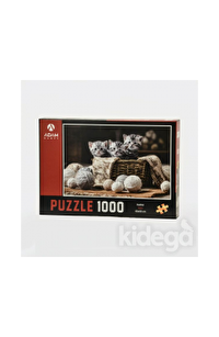Kediler 1000 Parça Puzzle