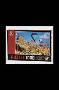 Kapadokya 1000 Parça Puzzle