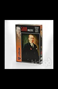 Madalyalı Mustafa Kemal Atatürk 500 Parça Puzzle