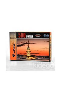 Kız Kulesi 500 Parça Puzzle