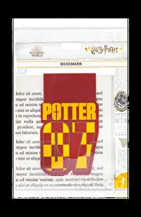 Mabbels  Potter 07 Mıknatıslı Kitap Ayracı