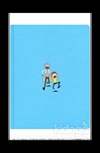 Mabbels Haftalık Ajanda Rick and Morty