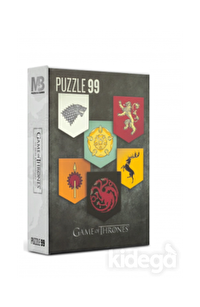 Mabbels Game of Thrones 99 Parça Puzzle