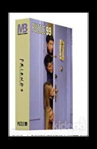 Mabbels Friends 99 Parça Puzzle
